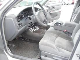 buick century interior image