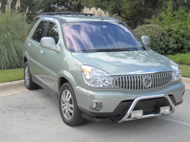 buick rendezvous exterior image