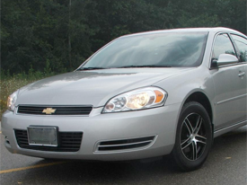 chevy impala exterior image