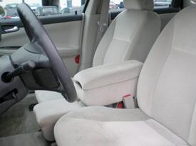 chevy impala interior image