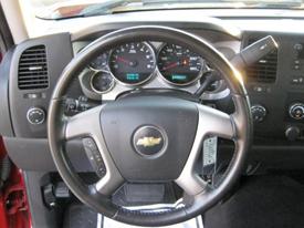 chevy silverado interior image