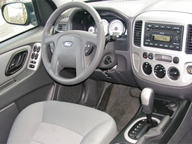 ford escape exterior image