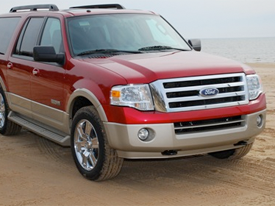 ford expedition exterior image