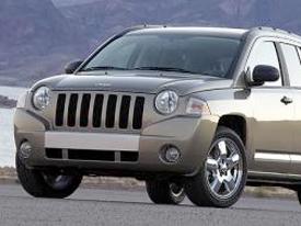 jeep compass exterior image