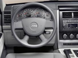 jeep liberty exterior image