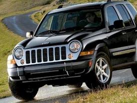 jeep liberty interior image