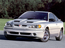 pontiac grand am exterior image