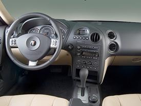 pontiac grand prix exterior image